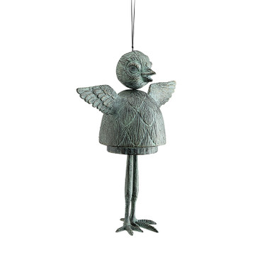 Wild Bird Wind Chime
