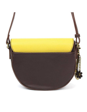 Half Moon Crossbody - Dragonfly