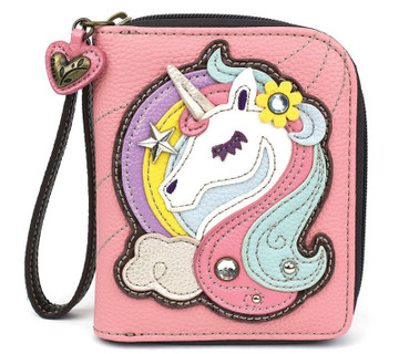 Zip Around Wallet - Unicorn