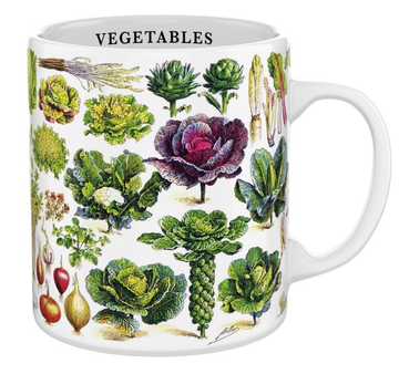 Vegetables Large Mug