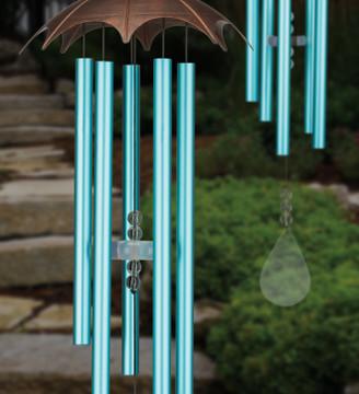 "Raindrop Chime 32"""