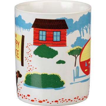 Jumbo Mug - Our Happy Place