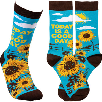 Socks - Today Is A Good Day