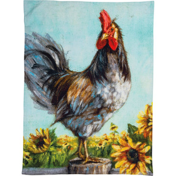 Dish Towel - Rooster
