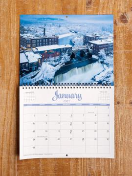 Our Vermont 2021 Calendar
