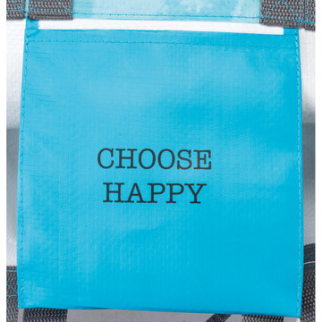 Market Tote - Choose Happy