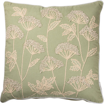 Pillow - Queen Anne's Lace