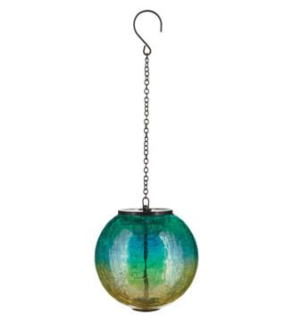 Globe Solar Lantern - Blue