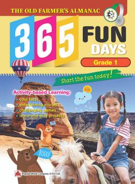 365 Fun Days Grade 1
