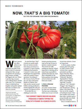 Garden Guide - Print Edition - Volume 21