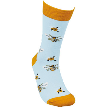 Socks - Bee