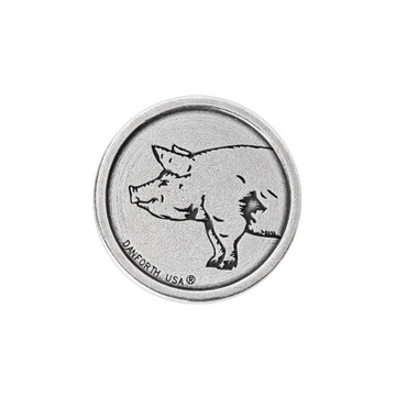Heads & Pig Tails Pocket Coin