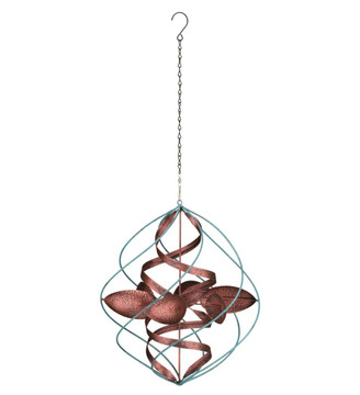 Hanging Wind Spinner - Twister