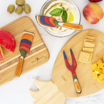 Marrakesh 3 pc Cheese Serving Set