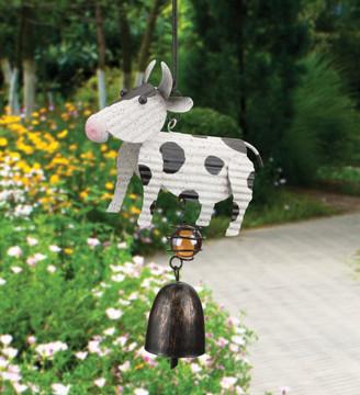 Barn Bouncie Cow Windchime