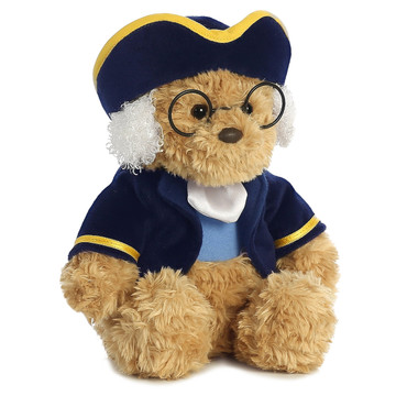Ben Franklin Bear - Plush Toy