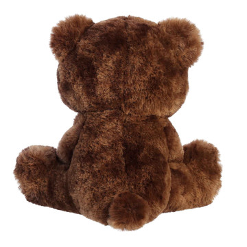 cocoa bear plush toy back view
