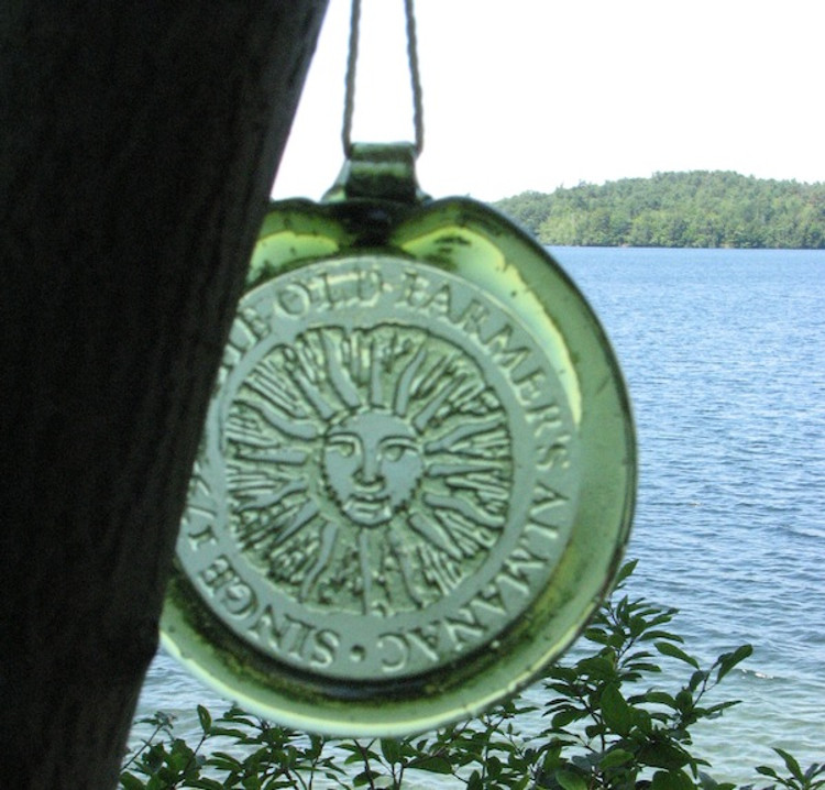 The Old Farmer's Almanac Sun Catcher