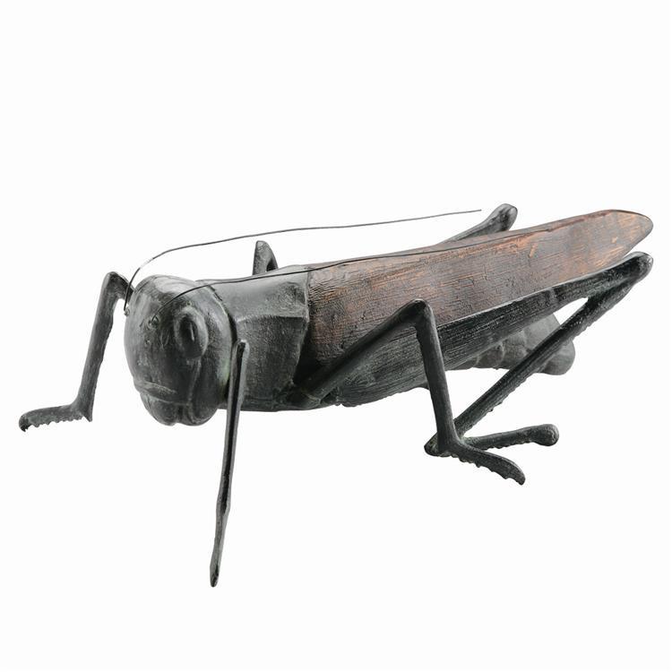 Cricket Garden Sculpture