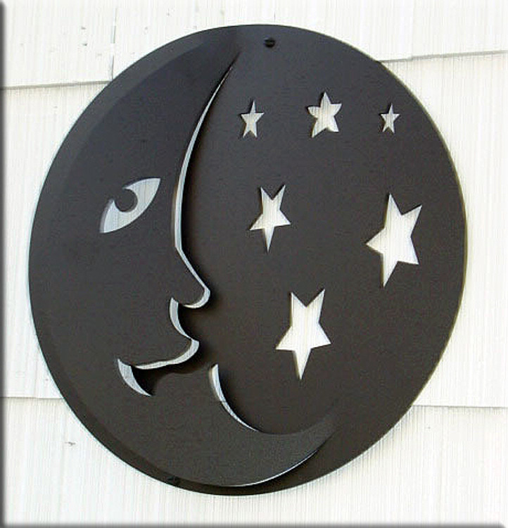 North Country Moon Beam Patio Accent