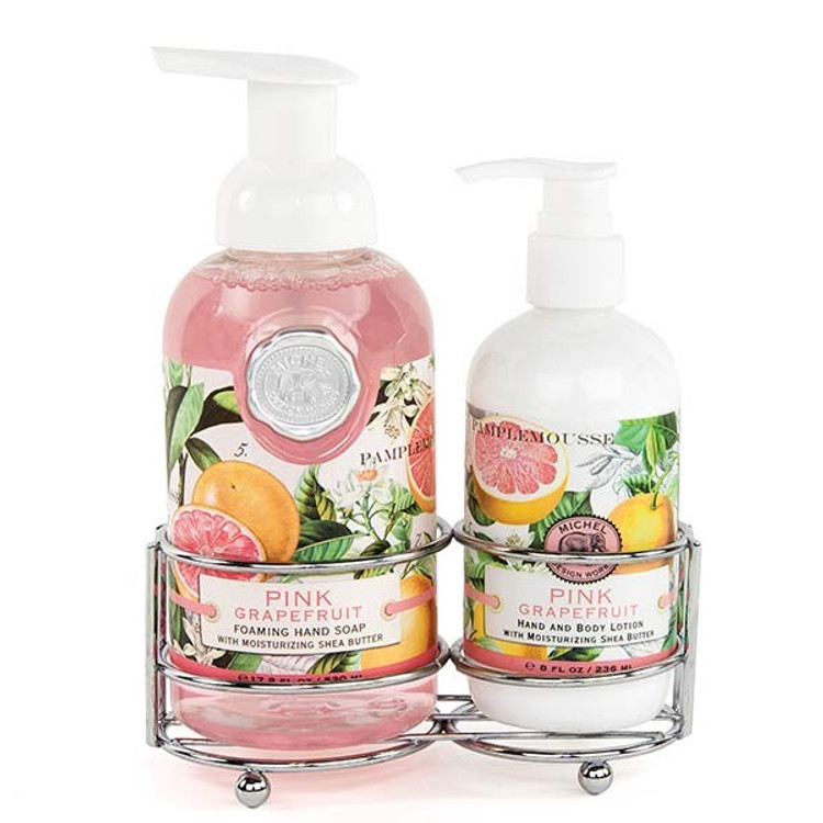 Foaming Hand Soap and Hand Lotion Holder