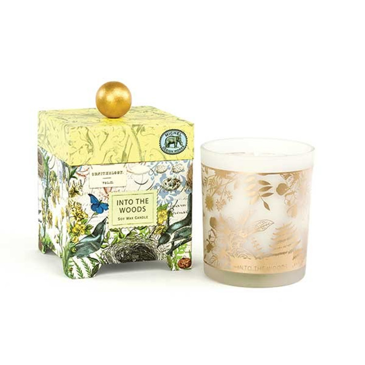 Into The Woods 14 oz. Soy Wax Candle