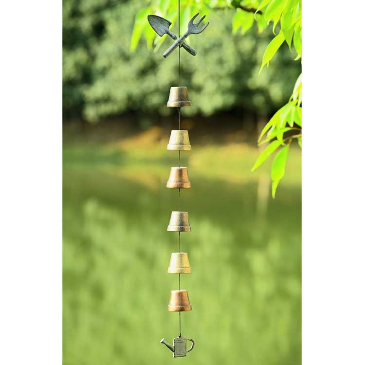 Garden Tools Wind Chime