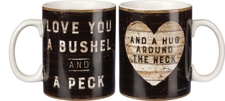 Mug - Bushel & A Peck