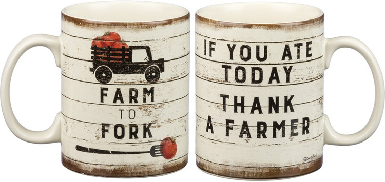 Mug - Farm To Fork