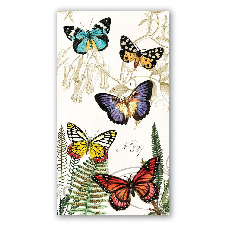 Papillon Hostess Napkins