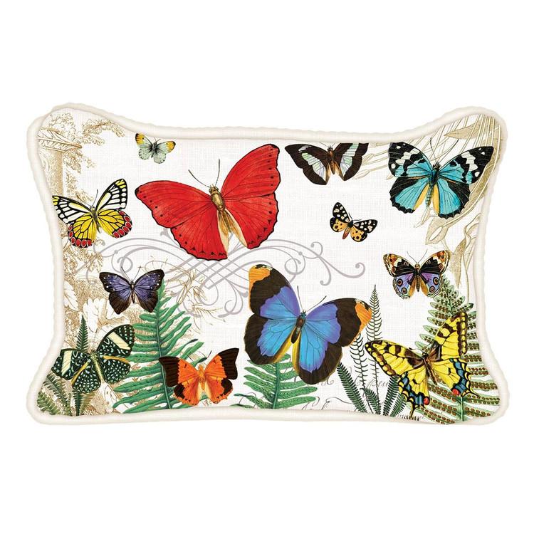 Papillon Rectangular Pillow