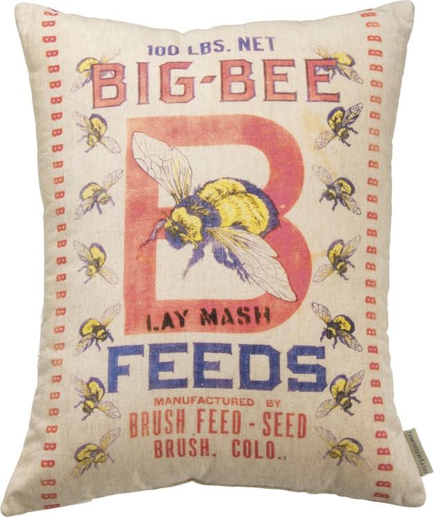 Pillow - Big Bee