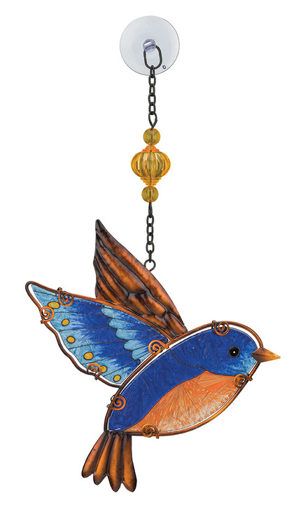 Sun Catcher - Blue Bird