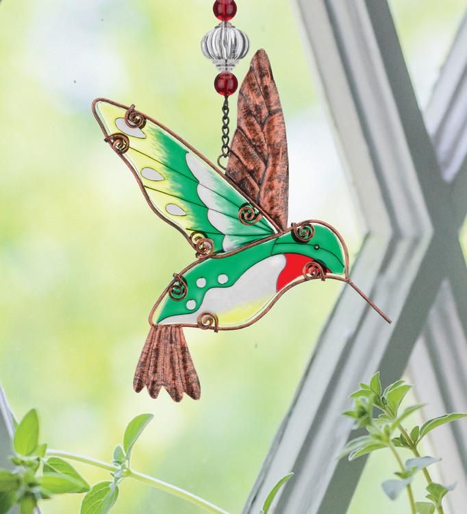 Sun Catcher - Hummingbird
