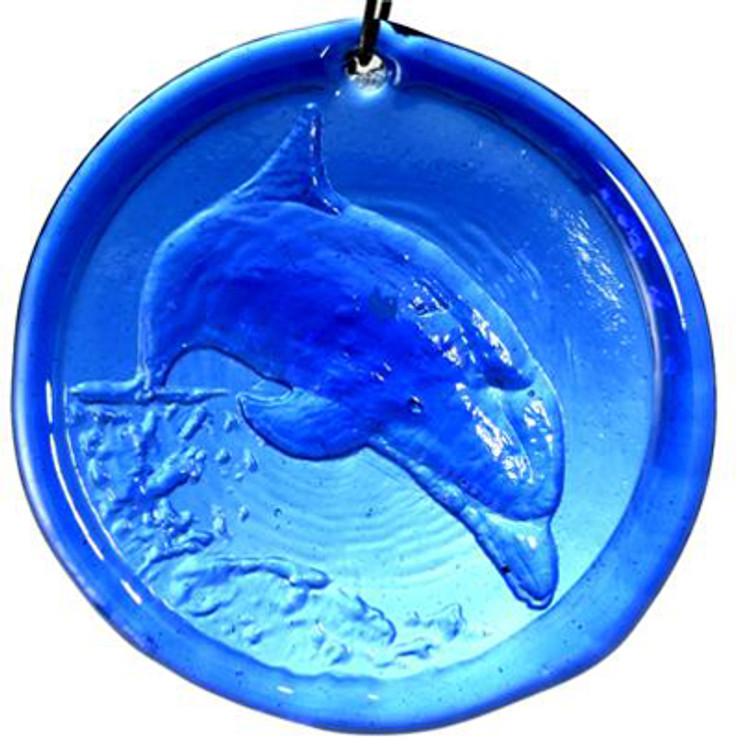 Dolphin Large Suncatcher