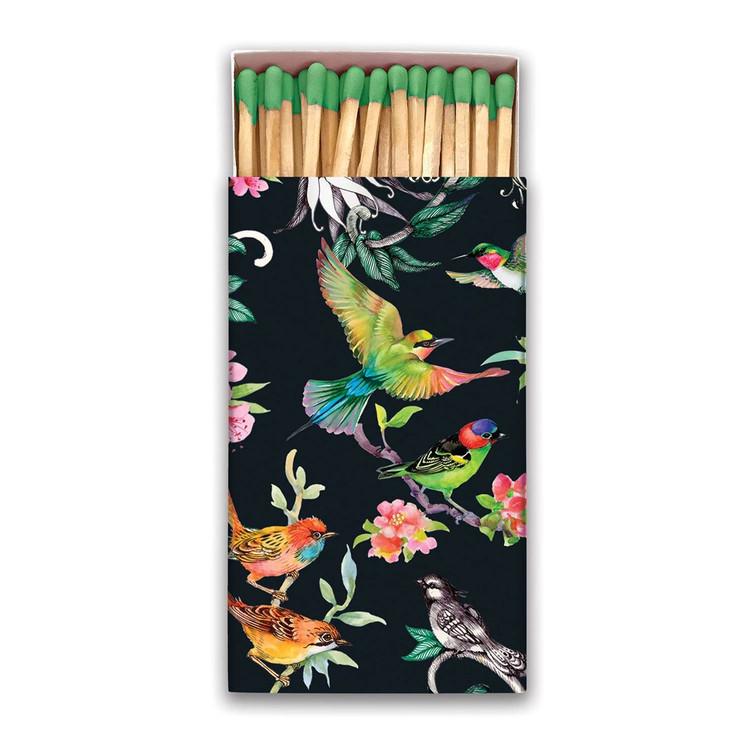 Bird Song Matchbox