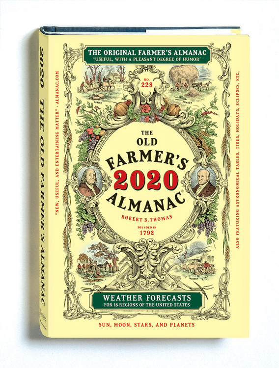 2020 Old Farmer's Almanac