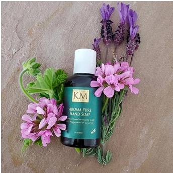 How Aromatherapy Hand Soap Can Help You Create a Holistic Home