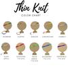 Thin Knit Interchangeable