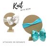 Knit w Bow