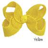 Yellow Burlap