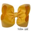 Yellow Gold Glitter Grosgrain