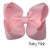 Baby Pink Glitter Grosgrain