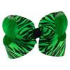 Neon Green Zebra