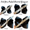 Find Your Perfect Diamond Grosgrain