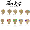 Thin Knit with Bow