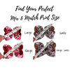 FInd Your Perfect Mix and Match Size
