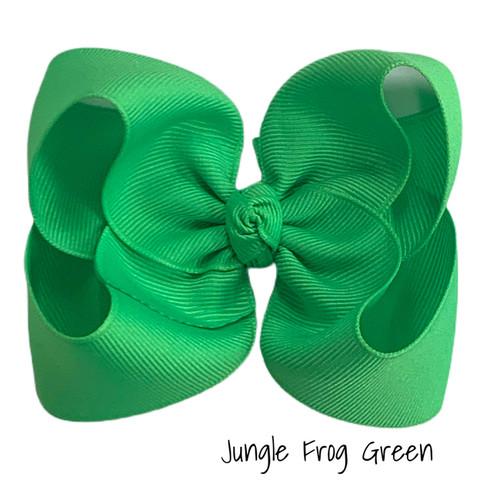 Jungle Frog Green
