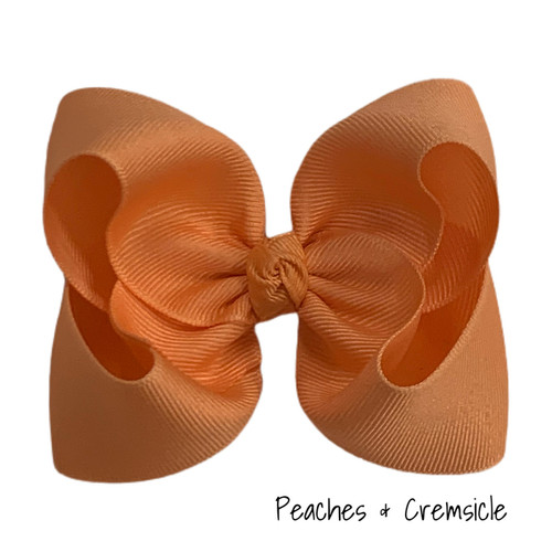 Peaches and Cremsicle