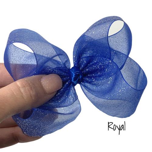 Royal  Glitter Sheer